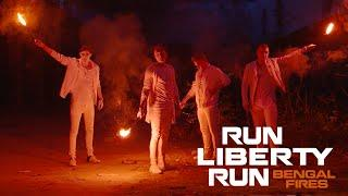 """Run Liberty Run """"Bengal Fires"""" Official Music Video  (4k HD) - Album """"We Are"""" OUT July 22nd, 2016"""