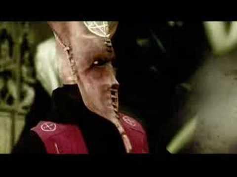 DIMMU BORGIR - The Sacrilegious Scorn Collectors Edition (OFFICIAL MUSIC VIDEO)