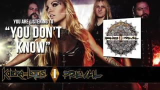 KOBRA AND THE LOTUS - You Don't Know (Official Audio) | Napalm Records