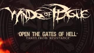 WINDS OF PLAGUE - Open The Gates Of Hell (ALBUM TRACK)