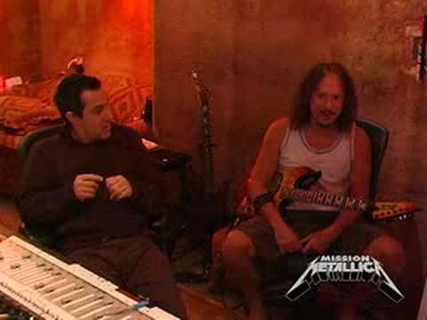 Mission Metallica: Fly On The Wall Clip (July 21, 2008)