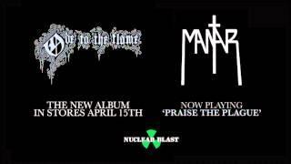 MANTAR - Praise The Plague (OFFICIAL TRACK)
