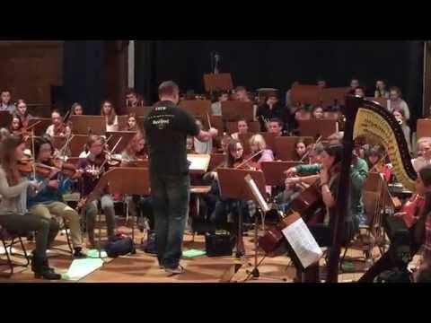 Youth Orchestra Goethe Schule Essen - Intermezzo From Cavalleria Rusticana