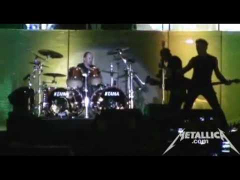 Metallica - One (MetOnTour - Bangalore, India - 2011)