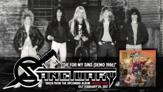 SANCTUARY - Die For My Sins (Demo 1986) (Album Track)