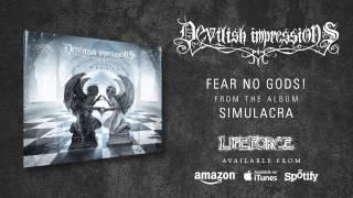 DEVILISH IMPRESSIONS - Fear No Gods! (album track)