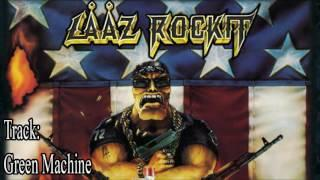 LAAZ ROCKIT - Nothing's Sacred Full Album