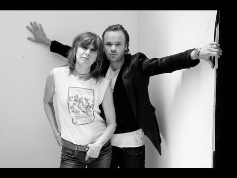 JP, CHRISSIE HYNDE AND THE FAIRGROUND BOYS