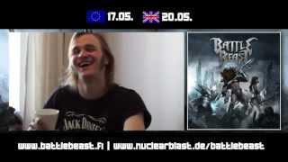 BATTLE BEAST - Battle Beast (OFFICIAL TRACK BY TRACK PT 3)