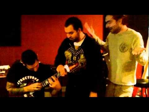 ARSONISTS GET ALL THE GIRLS - Studio Update #2 Guitars/Bass