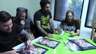 SUICIDE SILENCE - Special Delivery From Nuclear Blast (YOU CAN'T STOP ME)