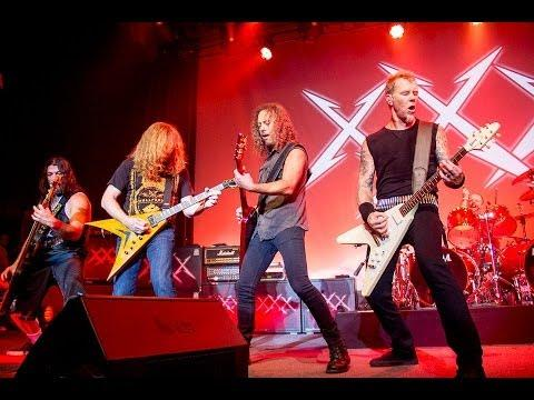 Metallica: 30 Years At The Fillmore (MetOnTour - San Francisco, CA - December 10, 2011)