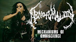 "Abnormality ""Mechanisms of Omniscience"" (OFFICIAL VIDEO)"