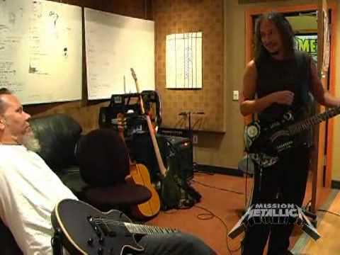 Mission Metallica: Fly On The Wall Clip (June 23, 2008)