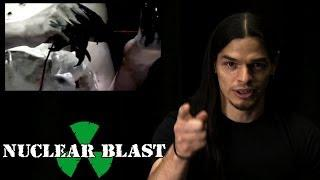 SUICIDE SILENCE - Chris Garza's Favorite Nuclear Blast Music Videos (OFFICIAL INTERVIEW)