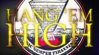 HAVOK - Hang 'Em High (Lyric Video)