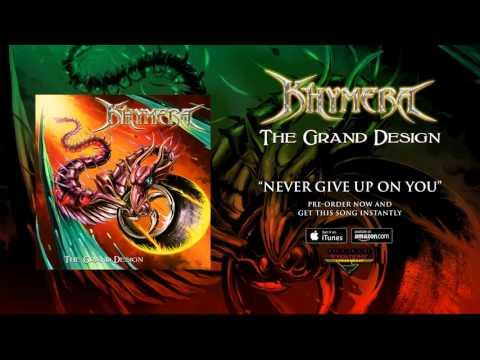 Khymera - Never Give Up On You (Official Audio)