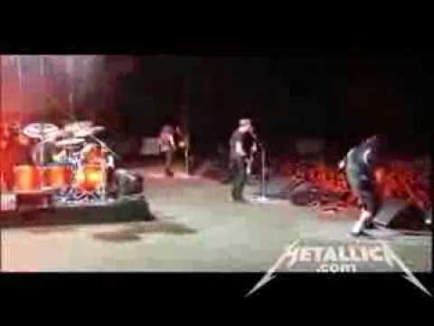 Metallica: Fight Fire With Fire (MetOnTour - Bucharest, Romania - 2010)