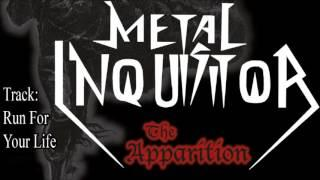 METAL INQUISITOR - The Apparition Full Album