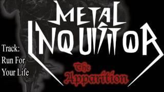 METAL INQUISITOR - The Apparition Full Album