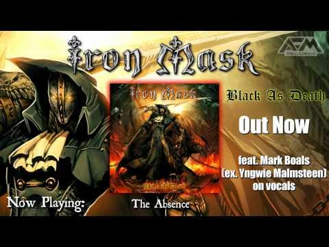 IRON MASK - Black As Death (2011) Official Album Trailer // AFM Records