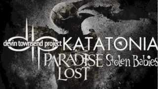 Katatonia - 'Epic Kings&Idols' North American 2012 tour ad