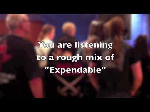 MANOWAR New Album Preview - Expendable (Rough Mix)
