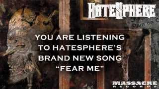 HATESPHERE Fear Me [Modern Thrash Metal Pre-Listening]