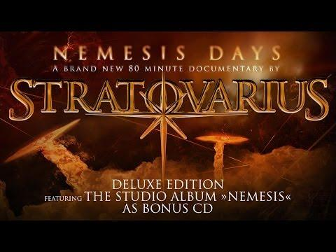 Stratovarius 'Nemesis Days' Trailer 2 - CD+DVD OUT MAY 2nd 2014