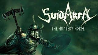 SUIDAKRA - The Hunter's Horde (2016) // official lyric video // AFM Records