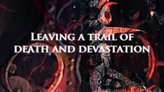 Demonic Resurrection - Trail of Devastation [Lyric video]