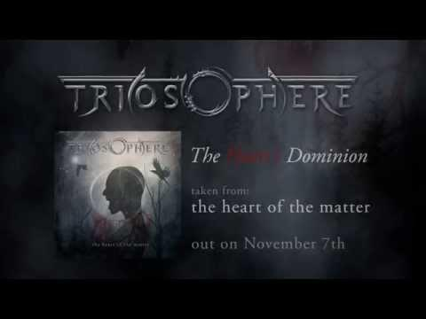 TRIOSPHERE - The Heart's Dominion (2014) // Official LYRIC Video // AFM Records