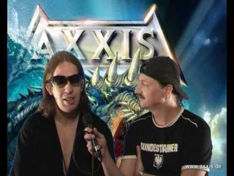 AXXIS - Utopia (2009) EPK Deutsch