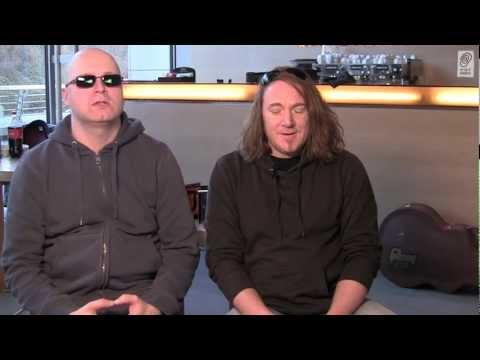 Unisonic Interview With Michael Kiske & Kai Hansen