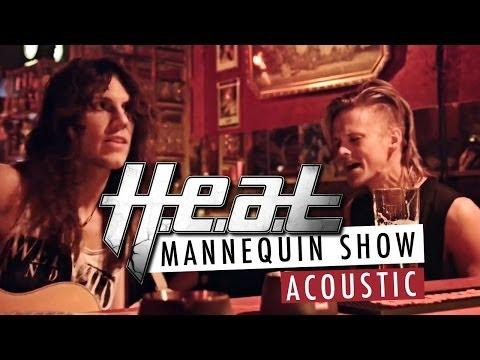 H.E.A.T 'Mannequin Show' Acoustic Performance - Street Performance Video Part 2