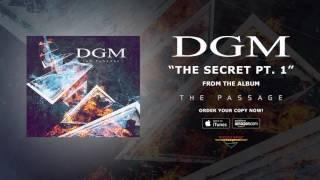 "DGM - ""The Secret Pt. 1"" (Official Audio)"