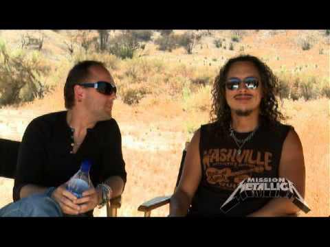 Mission Metallica: Lars & Kirk On