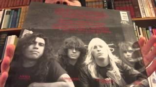 GRAND MAGUS - JB's favourite vinyl artwork: Slayer