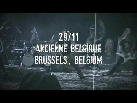 LAMB OF GOD & CHILDREN OF BODOM & SYLOSIS - EU Tour 2015 (OFFICIAL TOUR TRAILER)