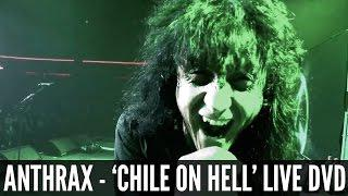 ANTHRAX - Chile On Hell (OFFICIAL TRAILER)