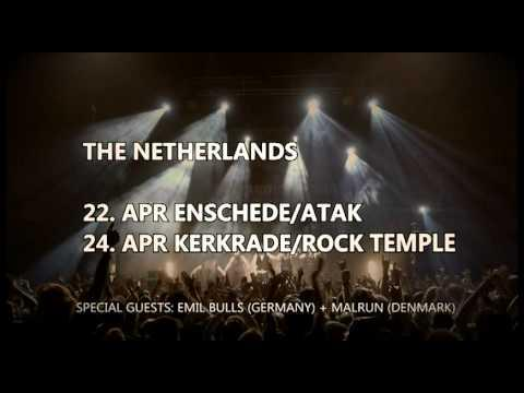 DIE APOKALYPTISCHEN REITER - The Greatest Of The Best - European Tour 2012 - Trailer