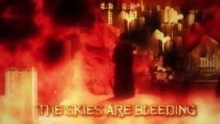CRYSTAL TEARS - The Skies Are Bleeding Lyric Video