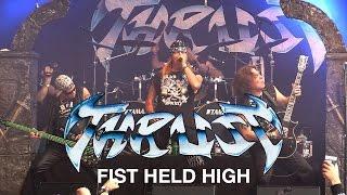 "Thrust ""Fist Held High"" (LIVE VIDEO)"