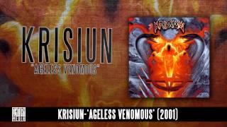 KRISIUN - Ageless Venomous (Album Track)