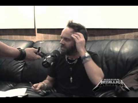 Mission Metallica: Fly On The Wall Clip (June 14, 2008)