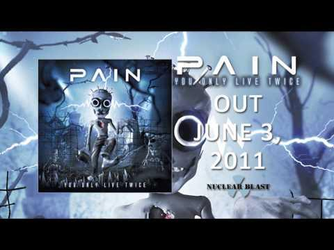 Peter Tägtgren (PAIN, HYPOCRISY) On Nuclear Blast's Facebook Page (OFFICIAL VIDEO)