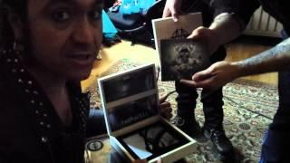 MOONSPELL - Extinct Unboxing | Napalm Records