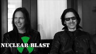 BLACK STAR RIDERS - Artist Profile Interview W/ Ricky Warwick + Damon Johnson (PART 2)