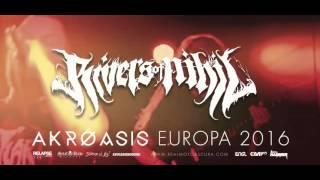 Obscura - Akroasis EUROPA 2016 Trailer w/ Revocation, Beyond Creation & Rivers Of Nihil