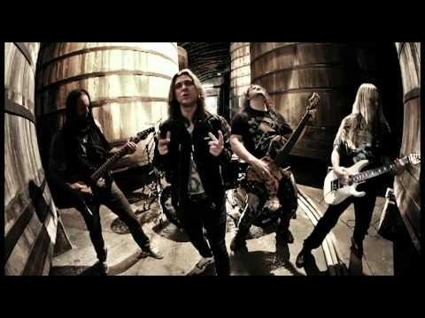 ALMAH - Late Night In ´85 (official Clip, 2011) // AFM Records